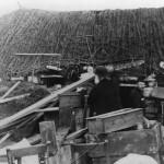 Eviction scene, Lochmaddy