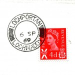 Post Office date stamp
