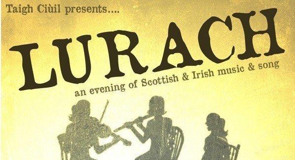 Lurach taigh ciuil poster