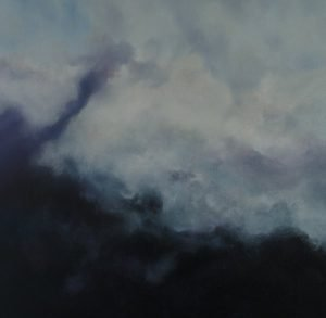 Peter Ferguson - Skyscape V (2016, Oil)