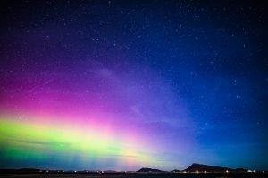 Bright Sky Aurora photograph - Iain Alasdair Monk