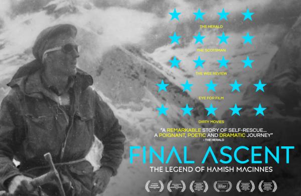 Final Ascent postcard