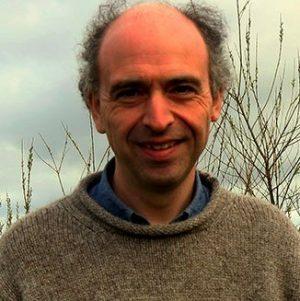 Photo of poet Kenneth Steven